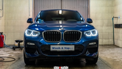 Wash & Vap - BMW XDrive i30