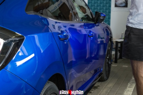 Wash & Vap - Honda Civic X 1